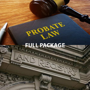 Probate and Land Registry FULL Package